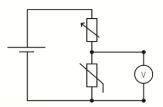 potential-divider-thermistor